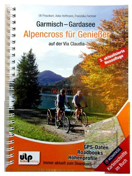 Ulpbike Shop - Garmisch-Gardasee Alpencross für Genießer