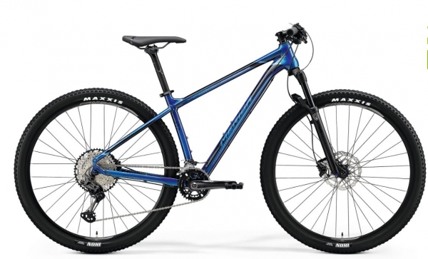 Merida BIG.NINE XT2 Edition 2020er Modell